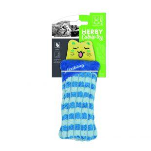 M-PETS Kassi mänguasi, HERBY, 15x7x1,5 cm