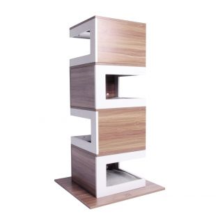 M-PETS Kassi kraapimispost, 116x60x60 cm