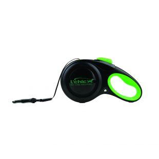 M-PETS Automaatne koerarihm, L, roheline