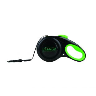 M-PETS Поводок автоматический, L, зеленый