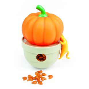 M-PETS Kassi mänguasi, PUMPKIN, oranž