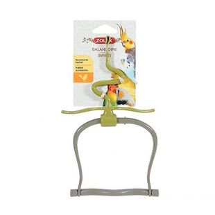 ZOLUX Kiik mänguasjadega lindudele, plastist