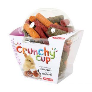 ZOLUX Лакомство для грызунов Crunchy Cup 180 г