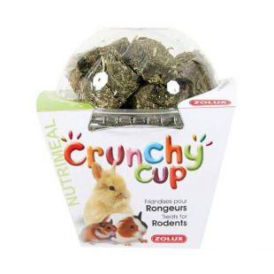 ZOLUX Näriliste maiused Crunchy Cup 200g