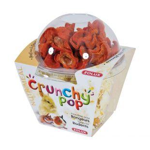 ZOLUX Лакомство Crunchy POP для грызунов, морковь