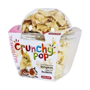 ZOLUX Näriliste maiused – Crunchy POP õunad