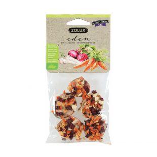 ZOLUX Eden смесь сушеных нарезанных овощей для грызунов 30 г