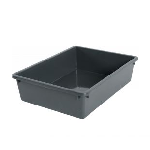 ZOLUX Кошачий туалет размер S, серый