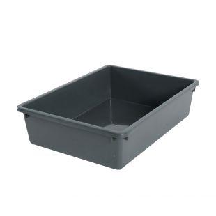 ZOLUX Кошачий туалет размер S, темно-серый