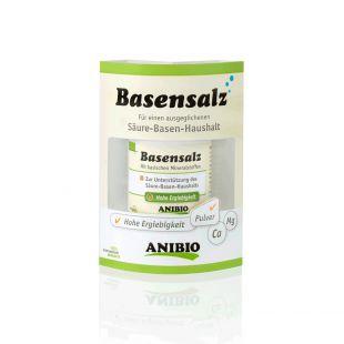 """ANIBIO Basensalz sõõdalisand kassidele ja koertele, hapete ja leeliste tasakaalu s""""ilitamiseks kehas 40 g"""