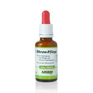 ANIBIO Ohrenpflege средство для ухода за собаками и кошками, для чистки ушей 30 мл