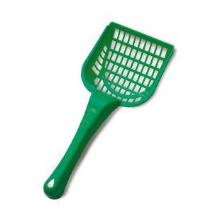 JRS Kühvel kassi liivakasti jaoks roheline