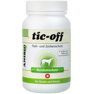 ANIBIO Tic-off натуральная пищевая добавка для собак и кошек 90 мг
