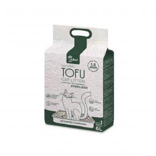 VELVET PAW наполнитель для кошачьего туалета для стерилизованных кошек, гранулы 1,5 мм