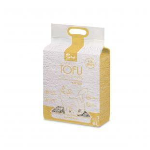 VELVET PAW наполнитель для кошачьего туалета для котят с экстрактом ромашки гранулы 1,5 мм