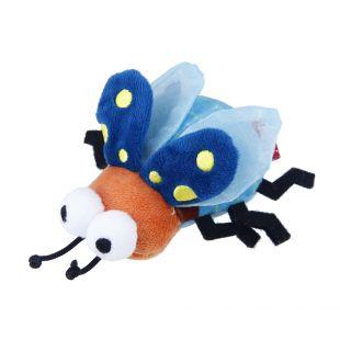 GIGWI Игрушка для кошек, Светлячок с включенной светодиодной подсветкой и кошачьей мятой внутри