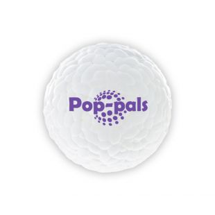 GIGWI Игрушка для собак, мяч, резина, белый