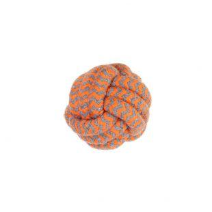MISOKO&CO Игрушка для собак, оранжевый мяч, 6 см