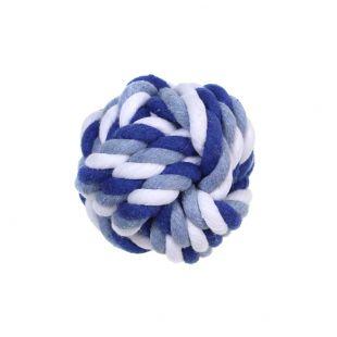 MISOKO&CO Игрушка для собак, большой мяч, синий, 7 см