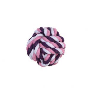 MISOKO&CO Mänguasi koertele, lilla pall, 6 cm