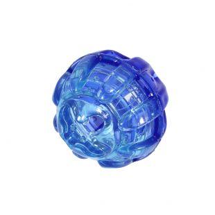 MISOKO&CO Mänguasi koertele, pall suupistete jaoks sinine, 8 cm