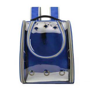 PAW COUTURE Lemmiklooma kandekott 33x21x39 cm, sinine