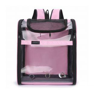 PAW COUTURE Cумка для переноски домашних животных 38x23x44 см, розовая