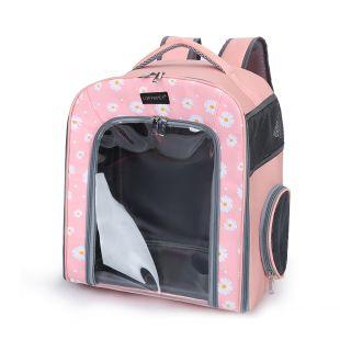 PAW COUTURE Cумка для переноски домашних животных 32x23x40 см, розовая