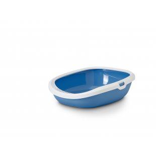 SAVIC raamiga kassiliivakast 44x35,5x12,5cm, sinine