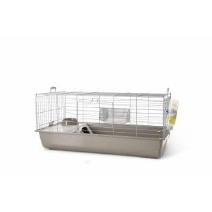 SAVIC клетка для грызунов 100x50x45см, с оборудованием