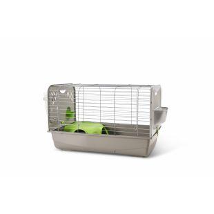 SAVIC клетка для грызунов 80x50x51см, с оборудованием