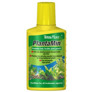 TETRA Plant PlantaMin удобрение с железом 250мл