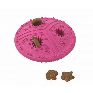 MISOKO&CO Kummist mänguasi koertele, punane, 11.5 cm