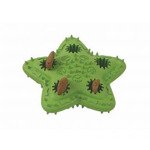 MISOKO&CO Kummist mänguasi koertele, roheline 12?12 cm
