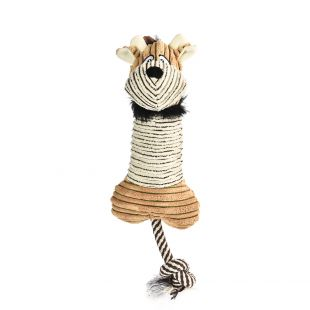 HIPPIE PET Игрушка для собак, жираф, 42x14 cm