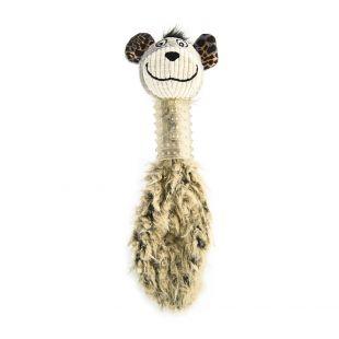 HIPPIE PET Игрушка для собак, обезьяна, 39x12 cm