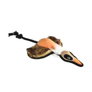 MISOKO&CO Игрушка для собак, птичка, коричневая 24.5x46 cm