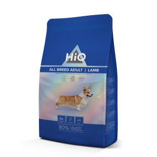 HIQ All Breed Adult Lamb, kuivtoit lambalihaga kõigi tõugu täiskasvanud koertele 11 kg