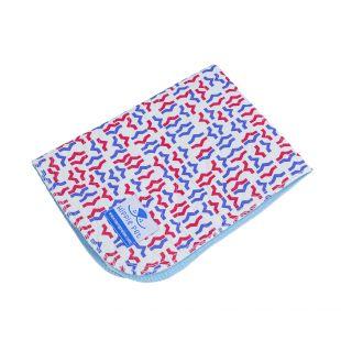 HIPPIE PET Пеленка многоразовая для животных 80x90 см pазные цвета (размер L)