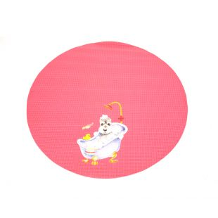 SHERNBAO Коврик для стола розовый