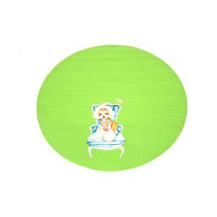 SHERNBAO Коврик для стола зелёный