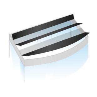 JUWEL Комплект запасных откидных створок для изогнутых аквариумов Vision 450 x 1