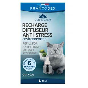 FRANCODEX Диффузор для кошек, Антистресс, дополнение 48мл