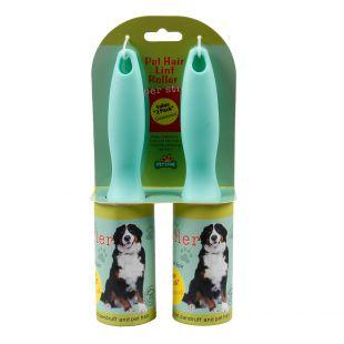 HIPPIE PET Lemmikloomade karvakollektor 2 tk.
