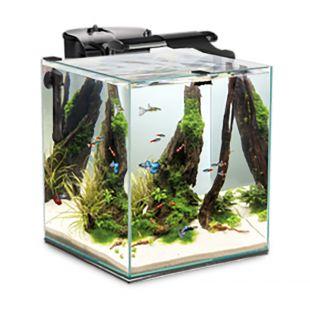 AQUAEL Набор для аквариумных креветок DUO белый, 49 л, 35x35x40 см