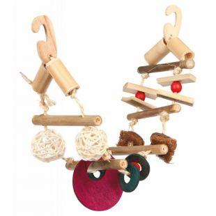TRIXIE Подвесная игрушка-мостик для птицы 45 см