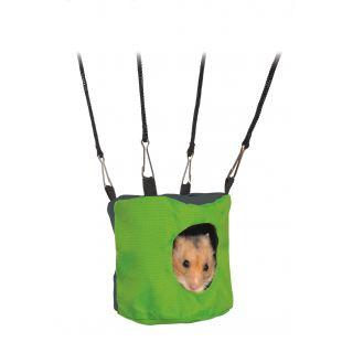TRIXIE Подвесные качели-лежак для грызунов 10х9 см