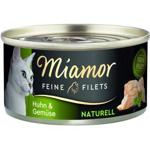 FINNERN MIAMOR Miamor Feine täiendav sööt kassidele kanaga 80 g