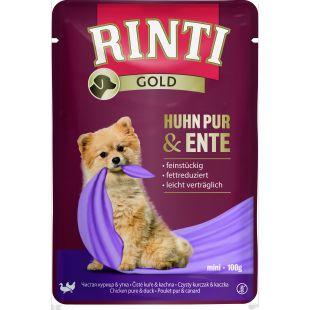 FINNERN MIAMOR Rinti gold konserv koertele kana ja pardiga 100 g