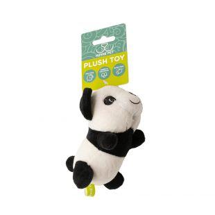HIPPIE PET Игрушка для кошек черная, 11,5х7 см